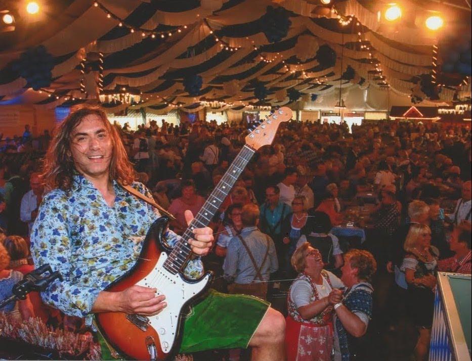 Konzert im Zelt